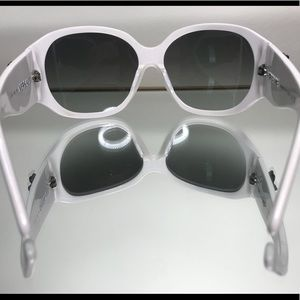Versace Accessories - Versace Limited Edition White Sunglasses
